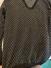 Louis Vuitton Damier Sweater
