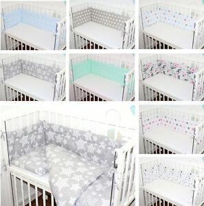 BABY NESTCHEN 170 cm für  Beistellbett 40x90 cm Baby Bettumrandung Luftschutz