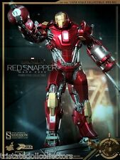 Iron Man Mark XXXV (35) – RED SNAPPER 1:6 Scale POWER POSE Figure_PPS002_NRFB