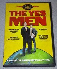 The Yes Men (DVD, 2005) *RARE opp