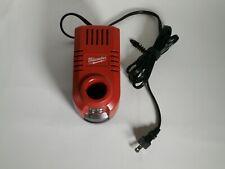 Milwaukee 48-59-0490 4 Volt Li-ion Battery Charger
