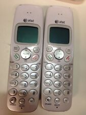 Dual Handset Answering System El52209 By At&T