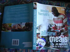 Ainsley Harriott's All-New Meals in Minutes  (cooking recipe food tv chef)