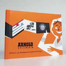 Arnold Händler Katalog (dealer catalog) 1956 Nachdruck (Reprint), Blechspielzeug
