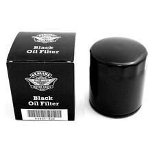 Filtro olio nero ORIGINALE HARLEY DAVIDSON x Sportster e 1340 cod. 63805-80A NEW