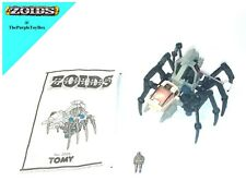 1980's Tomy Zoids OER - ( #RMZ-04 SPIDERZOID ) Instructions, But No Box