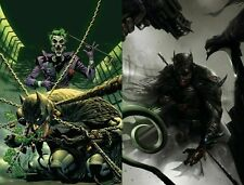 DC Comics 2020 Batman #97 Main + Francesco Mattina Var Joker War NM  6-17