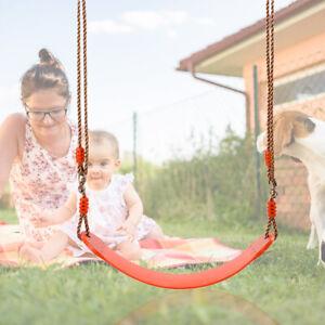 Heavy Duty Adult Kids Swing Seat Replacement Indoor Outdoor Playground Swing Set