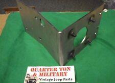 Jeep Willys M38 Corner bracket for antenna base mount US Made G740