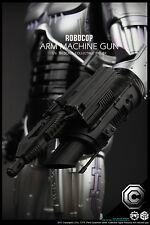 █ CGL 1/6 Toy Scale Arm Machine Gun for Custom Hot Toys Robocop █