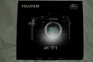 Fujifilm XT-1 Camera Black (Body Only): Rare  - BRAND NEW/UNUSED