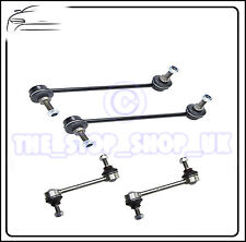 Fiat Panda Front & Rear Anti Roll Bar Drop Link Rods Bars