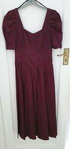 Ladies Vintage Laura Ashley Dress Size 12