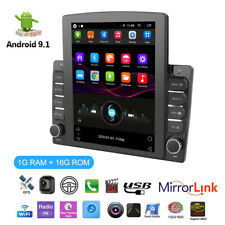 Car Stereo Radio Gps 9.7' 1Din Android 9.1 Mp5 Wifi Fm Bluetooth 1+16G Usa