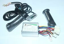 E-Scooter 24V 350W Speed Control Motor Brushed Controller Box&Throttle ForE-Bike