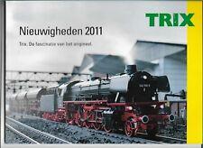 Trix Nieuwigheden 2011 - Nederlands