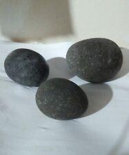Sfere hot stone massage.Basalt hot stone massage.Pietre da massaggio