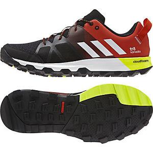 adidas Kanadia 8 - leichter Trail Runningschuh Größe UK 8,0 - Laufschuhe