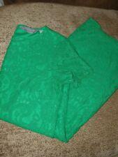 Dorothy Perkins 10 Encaje Vestido Verde