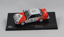 NISSAN 240 RS #2 5TH RALLY SAFARI 1984 ART N°RAC159 1/43 IXO MINT BOX