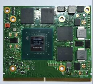 DELL Precision NVIDIA Quadro M600M 2GB Video Card N16M-Q2-A2 M7510 M4800 Zbook15