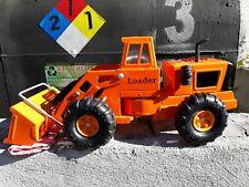 RIco (Tonka Mighty Loader) custom Orange, rare!