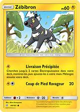Pokemon - Zébibron - Reverse - 44/181 - VF Français