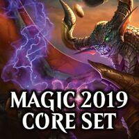 CARTE MAGIC BLEU DU 43/84 CORE SET 2019 V/F