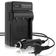 Chargeur de Batterie Pour CASIO np-120 | Exilim ex-zs12 ex-zs15 ex-zs20 ex-zs30 | 90337