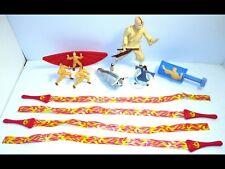 2010 McDonalds Avatar Last Airbender Lot Aang/Appa/Momo/Katara/Fire Baton/Cannon