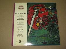 ROSTROPOVICH cello, BERNSTEIN piano - SHOSTAKOVICH:Concerto for cello & piano №2