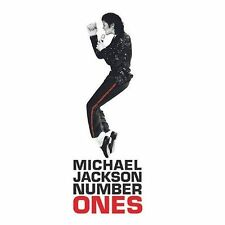Number Ones Michael Jackson CD