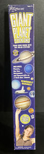 New - Great Explorations Giant Planet Stick-Ons - Ages 5+ | 1+ players