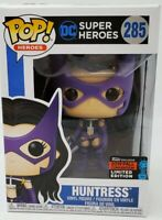 Funko Pop DC Super Heroes Huntress #285 - NYCC 2019 Shared Exclusive