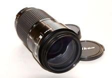 For Nikon: Af Nikkor 70-210 F4 First Verson Autofocus Lens Great sharpness at F4