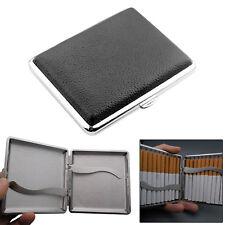 Cigarette Case Super King Size Metal Box Holder Big Cases Tobacco 20  Cigarettes