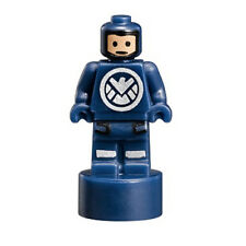 NEW LEGO SHIELD AGENT STATUETTE FROM SET 76042 AVENGERS (90398pb006)