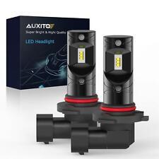 New Listing2X Auxito H10 9145 Led Fog Light Car Driving Bulbs High Power 6000K White Lamp