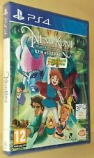 Ni No Kuni Wrath of the White Witch Remastered PS4 NEW SEALED Free UK p&p Pal