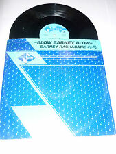 "BARNEY RACHABANE - BLOW BARNEY BLOW - 1991 UK 2-track 12"" Vinyl Single"