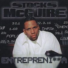 Entrepeni**A by Stocks Maguire (CD, Aug-2000, Wall Street)