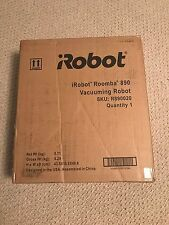 iRobot Roomba 890 Wi-Fi Connected Robotic Vacuum Cleaner Works with Amazon Alexa