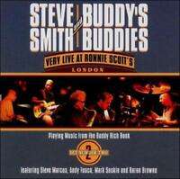 STEVE SMITH (DRUMS) - VERY LIVE AT RONNIE SCOTT'S LONDON, SET 2 NEW CD