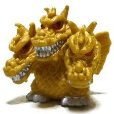 KING GHIDORAH Bandai SD Mini Vinyl Figure Showa Godzilla Kaiju Sofubi Toy Used