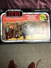 Star Wars Vintage Collection - Jabba's Palace - Sealed Walmart Excl.