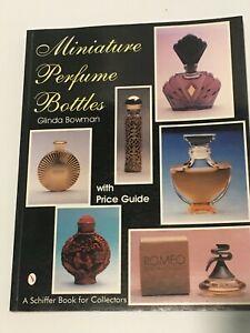 Miniature Perfume Bottles Collector's Price Guide - Glinda Bowman