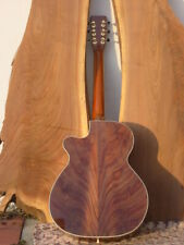 Crotch Walnut luthier guitar tonewood back and sides