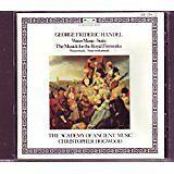 LN= Handel: Water Music / Musick for the Royal Fireworks; Christopher Hogwood