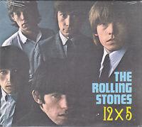 CD ♫ Compact disc «THE ROLLING STONES ♪ 12 X 5» nuovo sigillato digipack