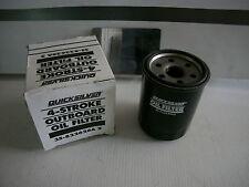 Quicksilver MERCURY Part 35-822626A 2 OIL Filtro Filter 4 Stroke Marine Boat New